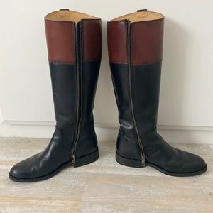 Frye leather boot
